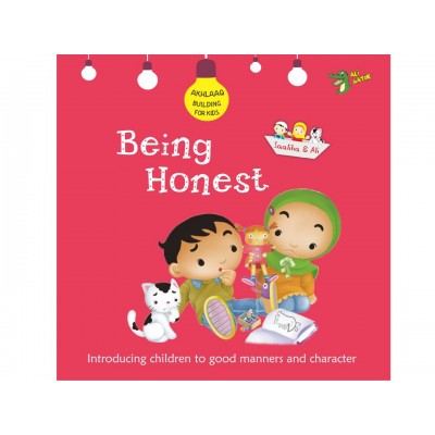 Being Honest (Akhlaaq Building Series)