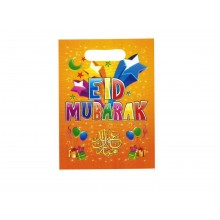 Loot (Goody) Bags - Eid Mubarak (Pk of 10)