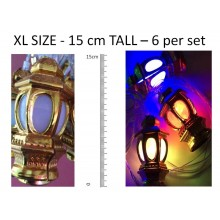Lights - Ramadan Lanterns XLARGE - Gold