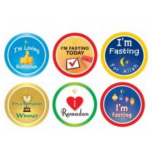 Badges - Ramadan - Pack of 6